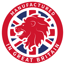 Manufactured in Great Britain